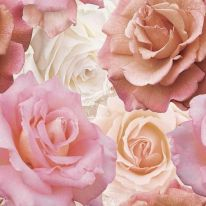 Декор напольный Wave Roses (WA6E452DT) 440x440