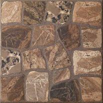 Керамогранит Vilio коричневая (C-VV4P112D) 32,6х32,6