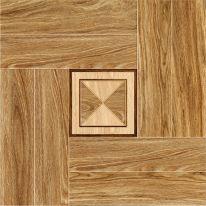 Керамогранит Твистер геометрия коричневый 450х450