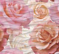 Панно Wave Roses (WA2F452DT) 400x440