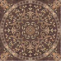 Панно напольное Pompei коричневое (PY6R114) 840x840