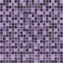 Плитка для пола Motive (MF4D222D-63) фиолетовая 326х326