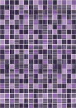 Плитка облицовочная Motive (MFM221D) фиолетовая 25х35