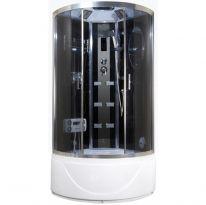 Душевая кабина Niagara NG-911S с баней, 109,5x109,5x220 см