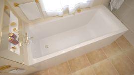 Ванна из литьевого мрамора AquaStone Арма 170x70