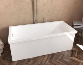 Ванна из литьевого мрамора AquaStone Армада 180x80