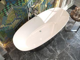 Ванна из литьевого мрамора AquaStone Ниагара