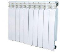 Радиатор алюминиевый STI 500/80 10 секций