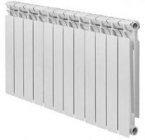 Радиатор алюминиевый STI 500/80 12 секций