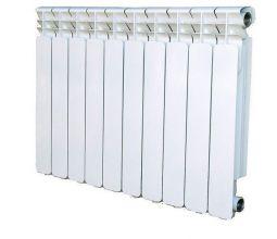 Радиатор алюминиевый STI 500/100 10 секций