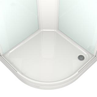 Душевая кабина Domani-Spa Delight 110 прозрачная 100x100