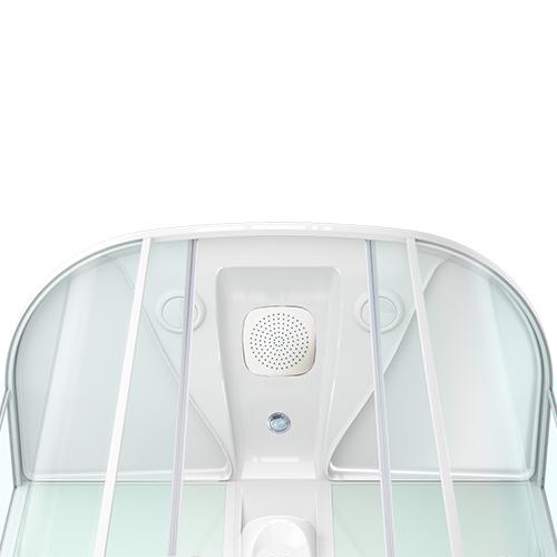 Душевая кабина Domani-Spa Neat High прозрачная 150x80