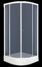 Душевой уголок Domani-Spa Fit 99 прозрачный 90x90