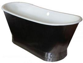 Чугунная ванна Elegansa Sabine matt 170x70x70