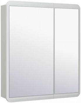 Шкаф зеркальный Runo Эрика 70