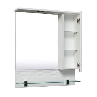 Шкаф зеркальный Runo Вега 60 R