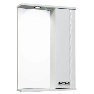 Шкаф зеркальный Лотос Runo 50 R