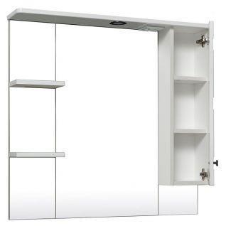 Шкаф зеркальный Runo Турин 85 R