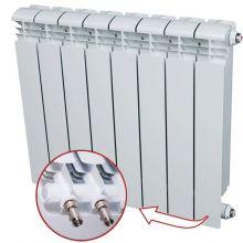 Радиатор алюминиевый Rifar Alum Ventil 500 6 секций