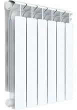 Радиатор биметаллический Rifar Base Ventil 500 6 секц. BVR
