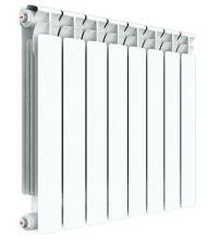 Радиатор биметаллический Rifar Base Ventil 350 8 секц. BVR