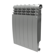 Радиатор биметаллический Royal Thermo BiLiner 500/4 Silver Satin
