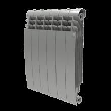 Радиатор Royal Thermo BiLiner 500/8 Silver Satin