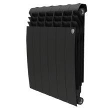 Радиатор биметаллический Royal Thermo BiLiner 500/4 Noir Sable