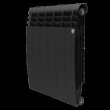 Радиатор Royal Thermo BiLiner 500/6 Noir Sable