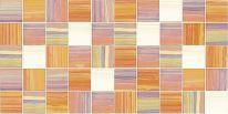 Декор Джорджия мозаика оранжевый 500х250