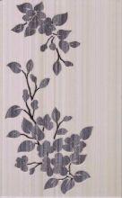 Декор Кензо-1 сл кость (кор ветки) 400х250