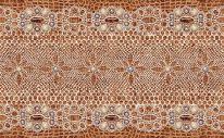 Декор Люкс 500х310 коричневый