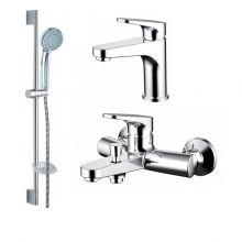 Комплект для ванны и душа комнаты Bravat 3 -1 ELER F00450CP