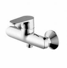 Смеситель для ванны и душа Bravat Alfa F9120178CP-01