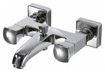 Смеситель для ванны и душа короткий излив Bravat Whirlpool F678112C-01