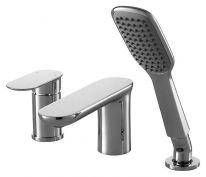 смеситель для ванны и душа Bravat Gina F565104C-2-ENG