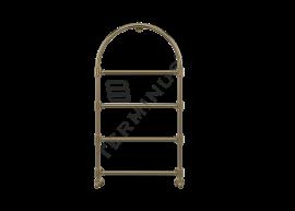 Полотенцесушитель водяной Terminus Версаль, 28/25 П4, 50 x 93 см бронза