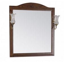 Шкаф-зеркало Солерно-80 ASB-Woodline