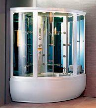 Душевая кабина Apollo Guci-856 без г/м в ванне