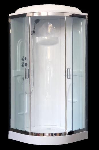 Душевая кабина Royal Bath 90HK1-T-СН