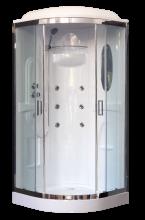 Душевая кабина Royal Bath 90HK2-Т-CH с гидромассажем