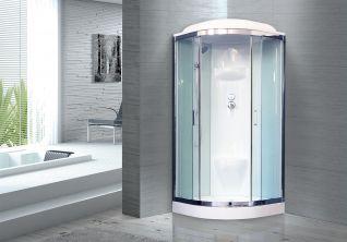 Душевая кабина Royal Bath 90HK6-WT-CH