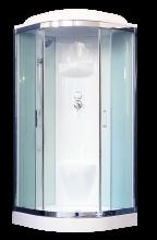 Душевая кабина Royal Bath 100HK6-WT-CH