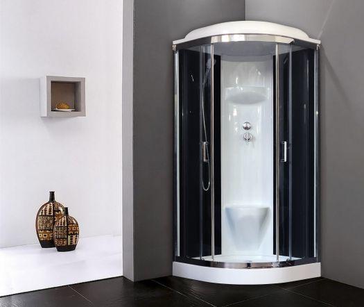 Душевая кабина Royal Bath 100HK6-BT-CH