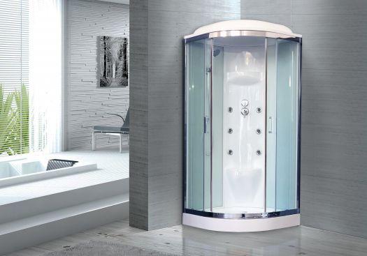 Душевая кабина Royal Bath 90HK7-WT-CH