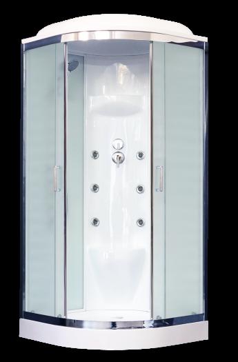 Душевая кабина Royal Bath 90HK7-WС-CH