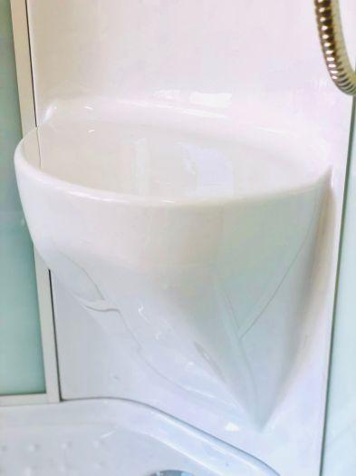 Душевая кабина Royal Bath 100HK7-WT-CH