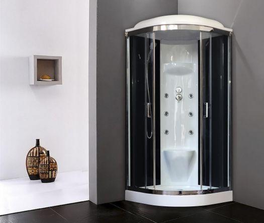 Душевая кабина Royal Bath 100HK7-BT-CH