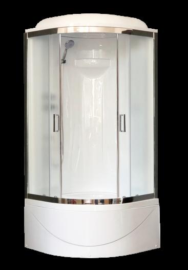 Душевая кабина Royal Bath 90BK1-M-СН