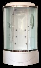 Душевая кабина Royal Bath 90BK2-T-CH